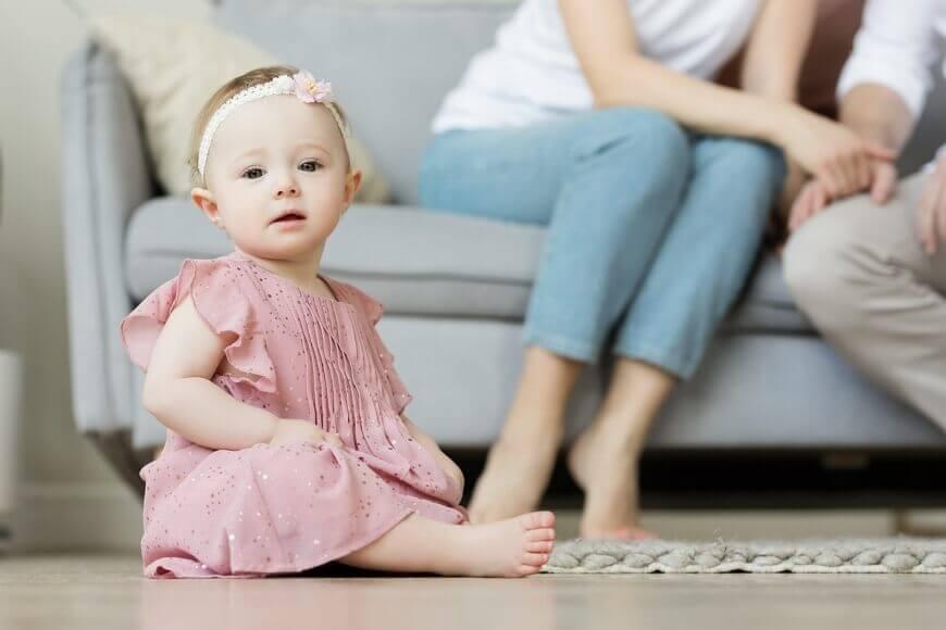 Odvikavanje od pelena - kako navići dete na donji veš