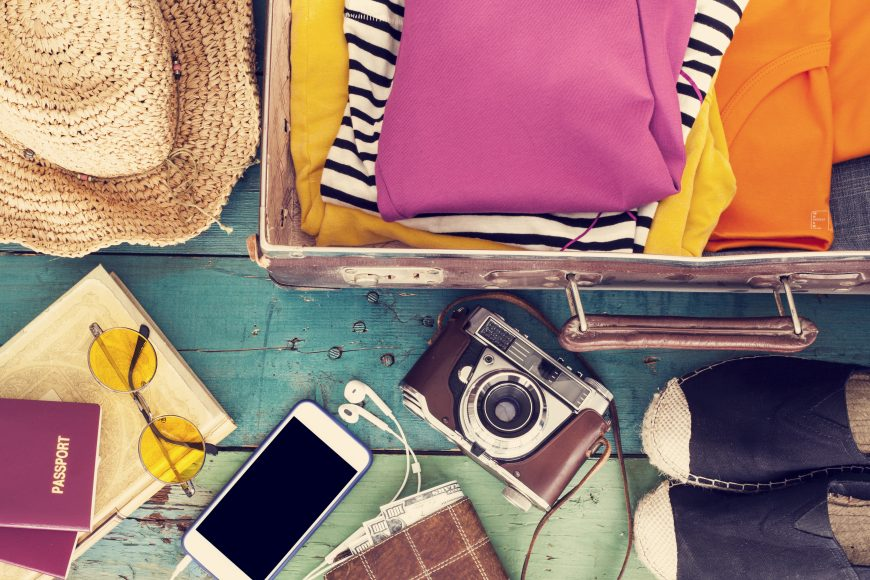Kako se spakovati za putovanje - praktični trikovi za pakovanje kofera