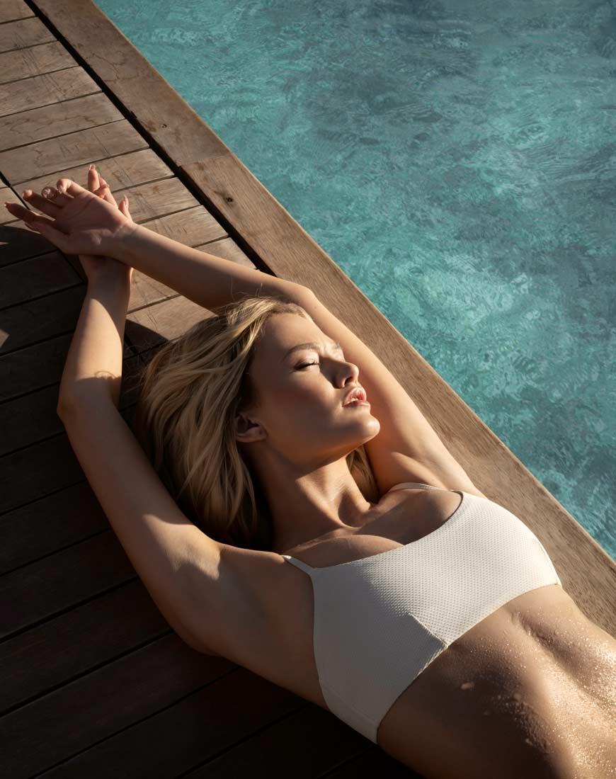 Sunčanje - naglasite zdrav preplanuli ten tokom leta